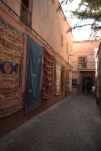 Callejón de Marrakech
