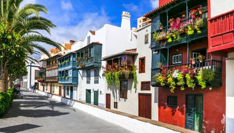 Calles de Santa Cruz de La Palma