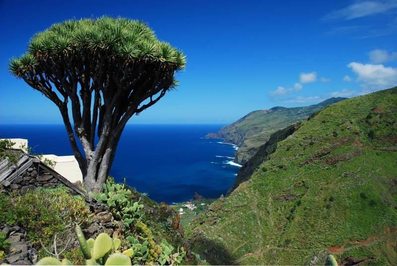 El Tablado isla de La Palma